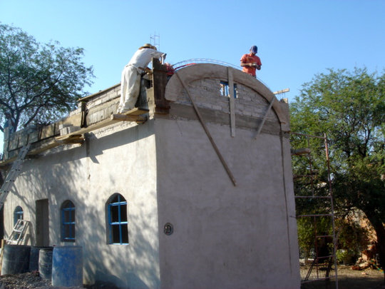 Their New Casita is Almost Finished