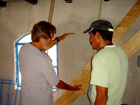 Discussing Construction Details