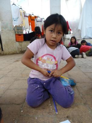 Learning activities in Santo Domingo