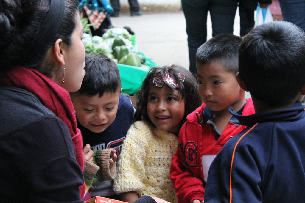 Educational activities at the South Market