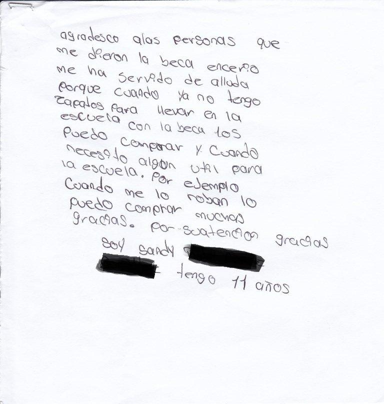Original letter part 2