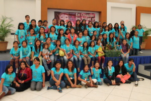 3rd event of girls and adolescents