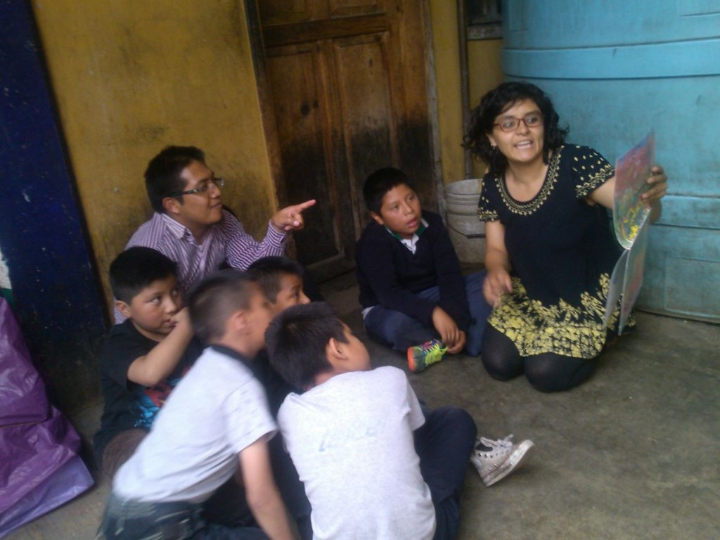 Learning circles in Merposur
