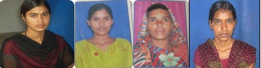 Vocational training beneficiaries