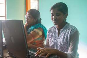 Digital Learning for Girl Child