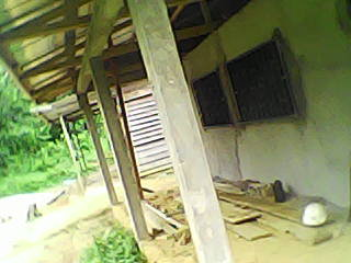 The Construction of the Classroom Building