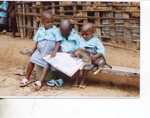 Access free education for 60 pygmy children
