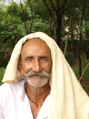 Andhram Gujjar, 70 year old agro-pastoralist