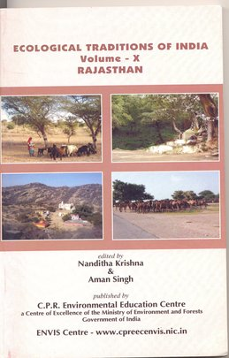 Ecological Traditions of India, Rajasthan