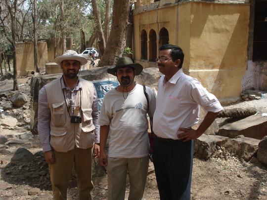 The Scientists team at Dehlawas oran