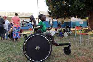 Providing mobility for disabilities is a priority