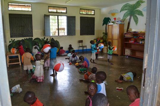 Preschool at St Jude's