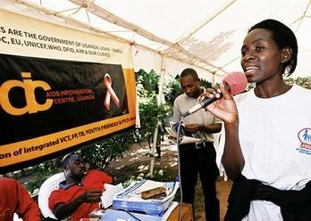 Support Club to Keep Ugandan Youth HIV-Negative