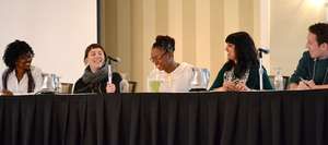 Diversity & Inclusion Panel at the 2014 Summit