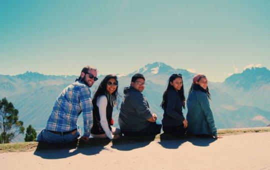 GlobeMed at UT-SA, 2016 GROW Internship, Peru