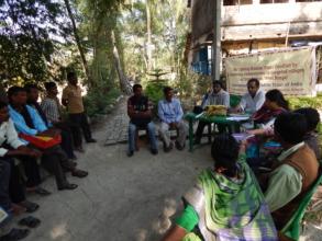 Awareness among villagers