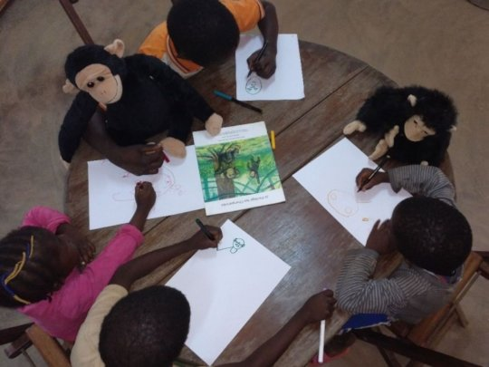 Children learn to feel compassion for wildlife
