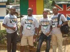 PASA educators in Cameroon