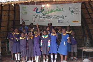 Community programs, Lilongwe Wildlife Centre