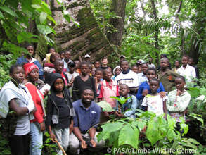Nature field trip in Cameroon