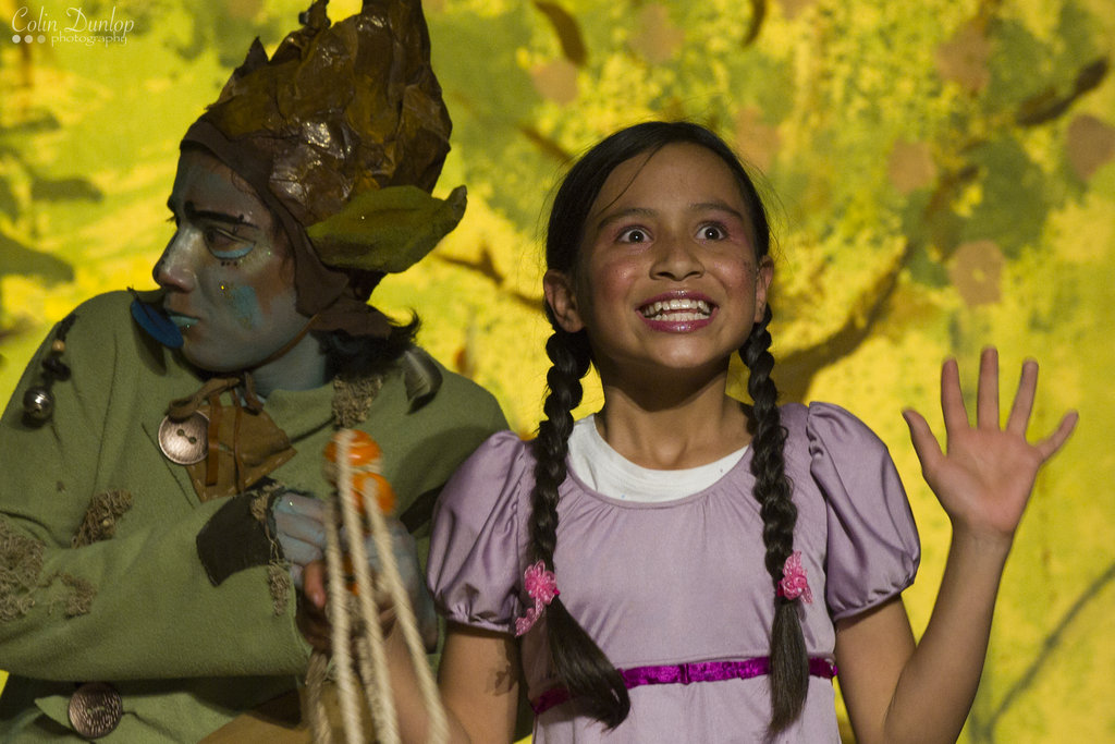 Social Inclusion through Theater in Bolivia