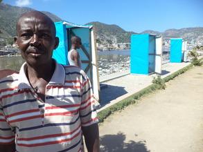SOIL EcoSan toilets at Haiti Carnival