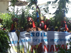 SOIL joins the parade