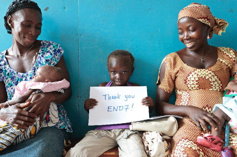 Help Sierra Leone Break Free from Elephantiasis