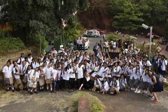 250 incredible girls in Goa