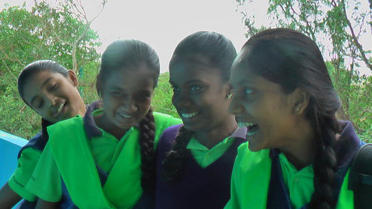 Girls from Parikrma, Bangalore