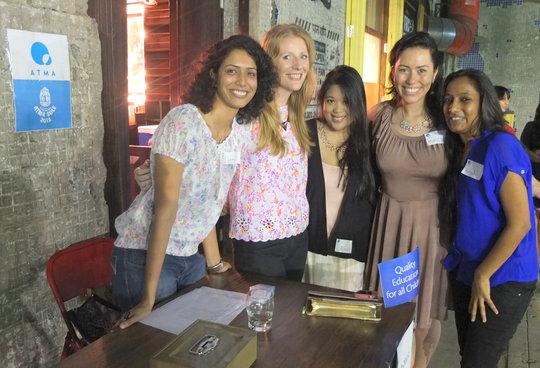Atma Sole 2015 fundraiser