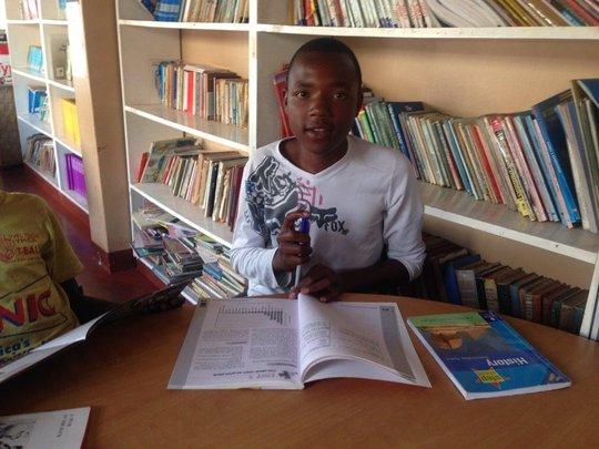 John Dado reading