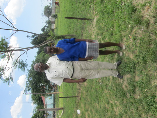 Shamiso and the Out of School teacher