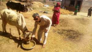Abhay Singh busy in routine work