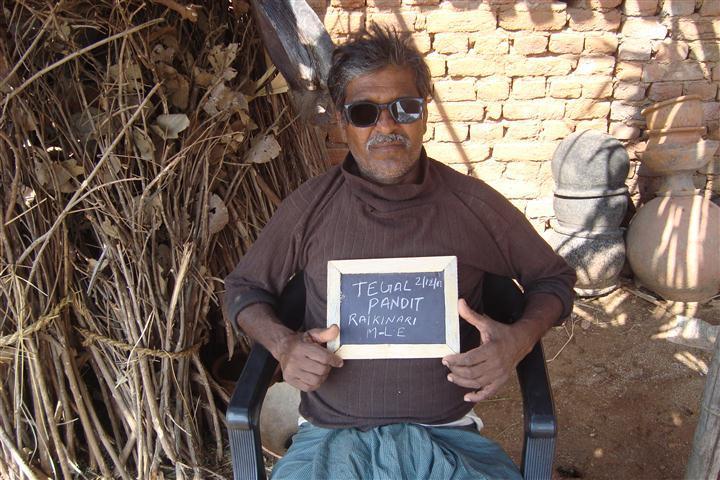Tegal Pandit, 15 days after surgery
