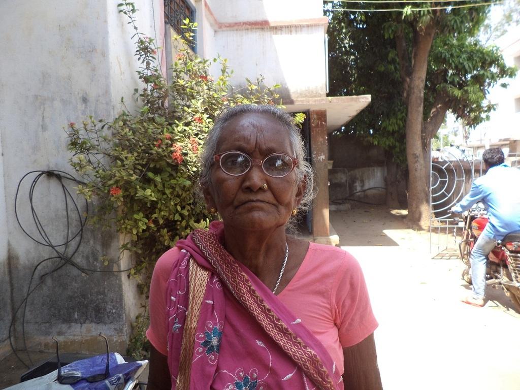Paku Kisku, the beneficiary