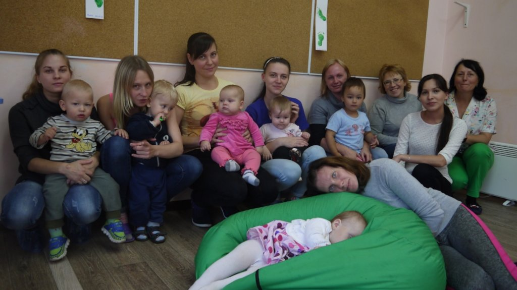 Our family support group for orphanage-leavers