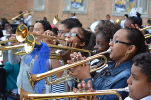 5th Grade Band Students Performing in June