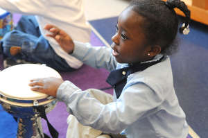 Music Instruments & Supplies for NYC Kids
