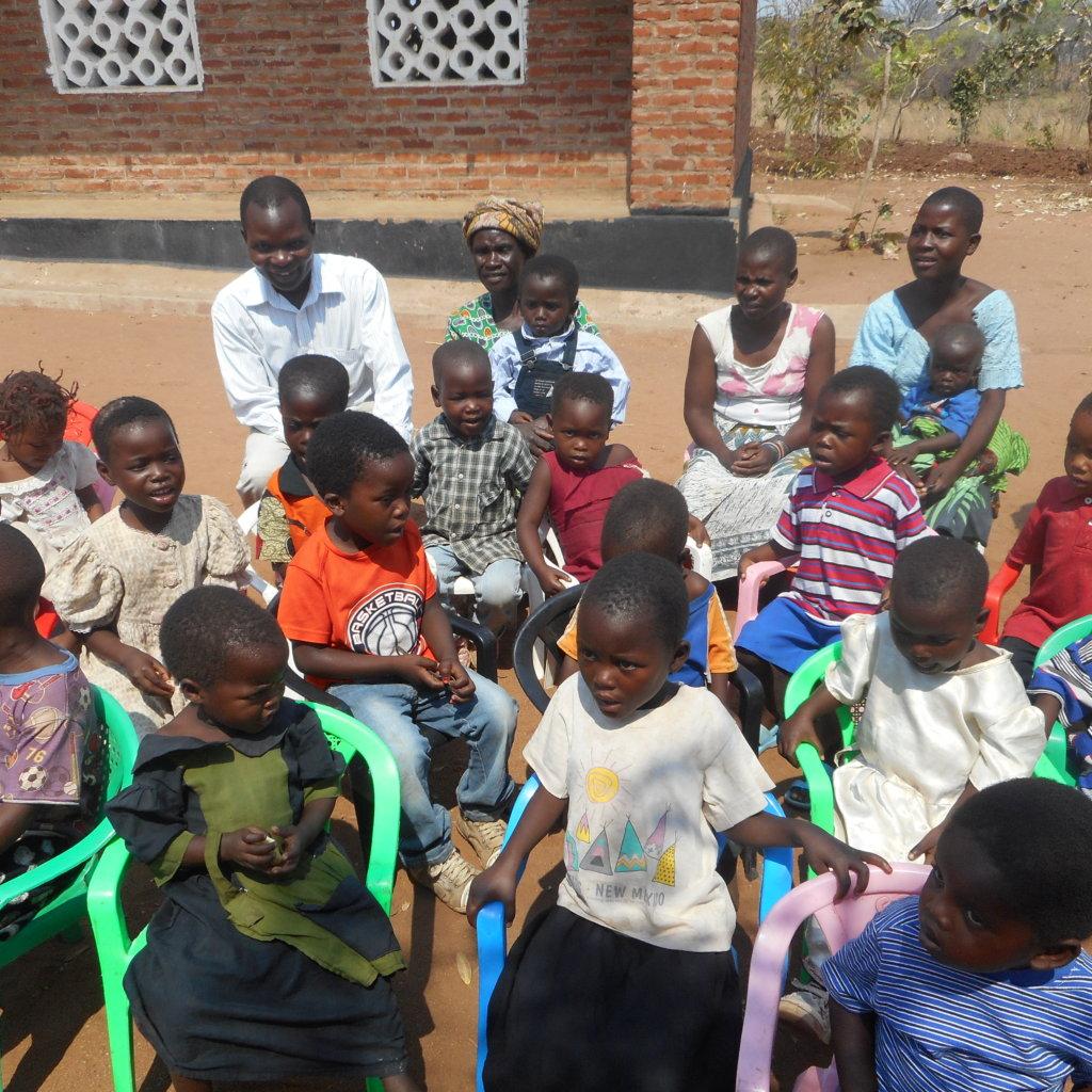Chinseu CBO O.V.C. Feeding and Education Support