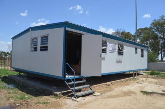 LvA's Diepsloot Legal Services Centre