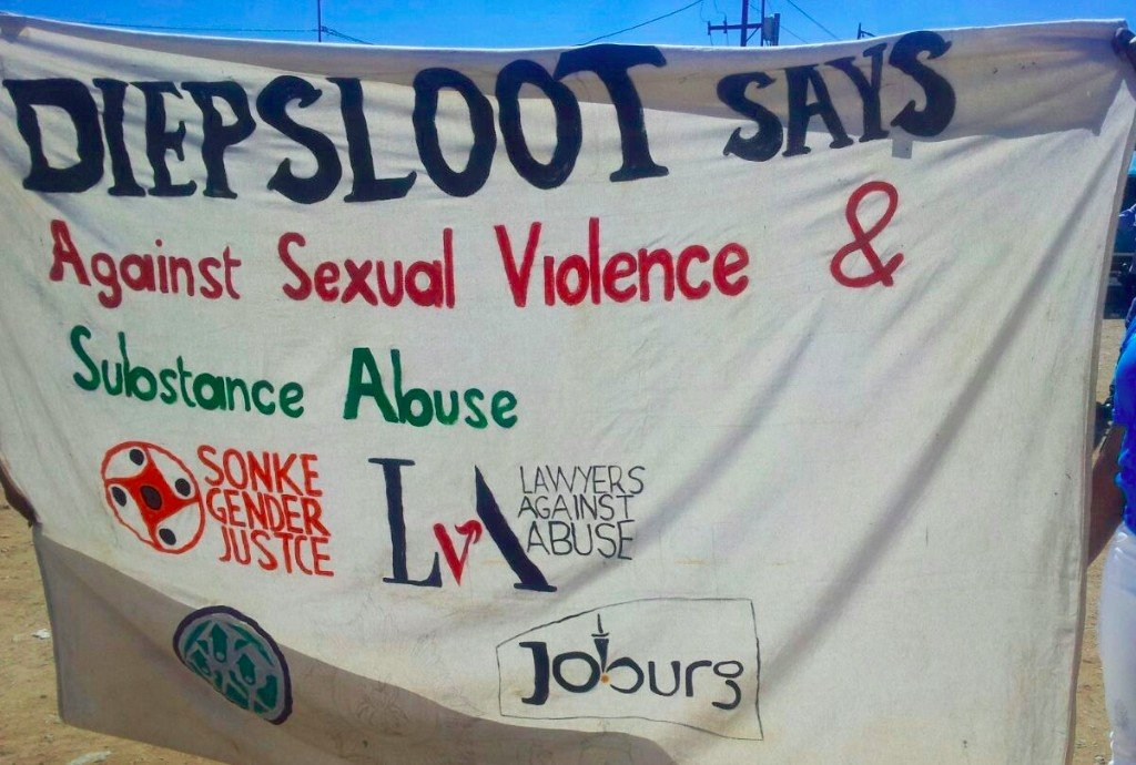 NGOs join together against sexual violence