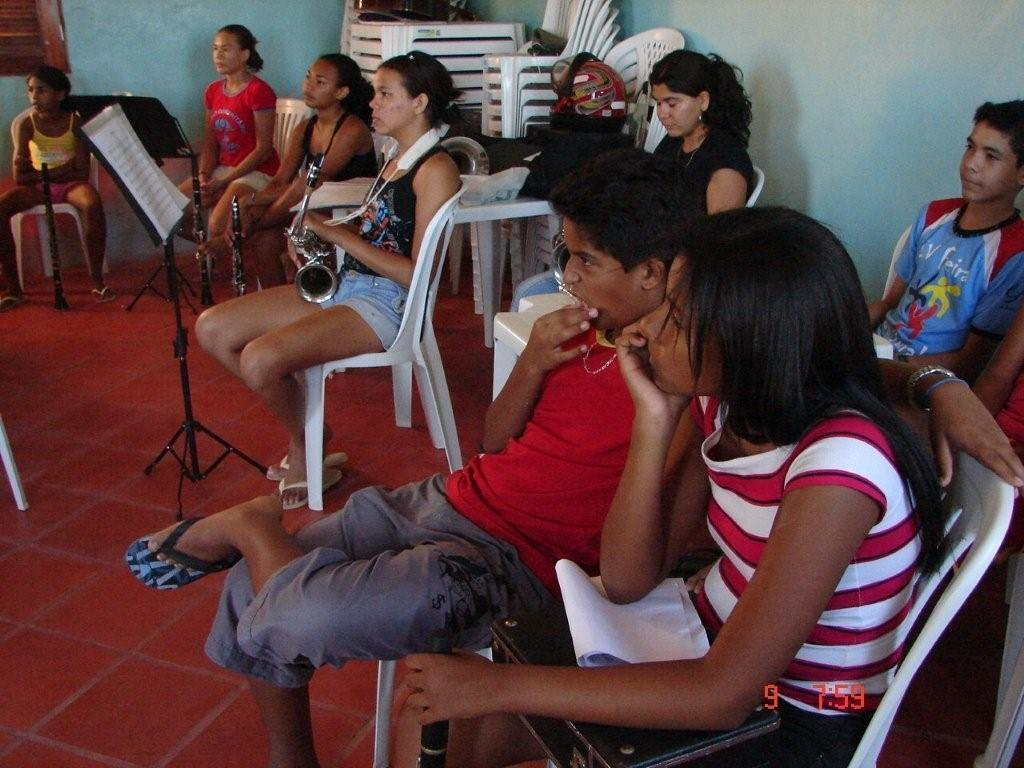 Music & Education Program for Disadvantaged Youths