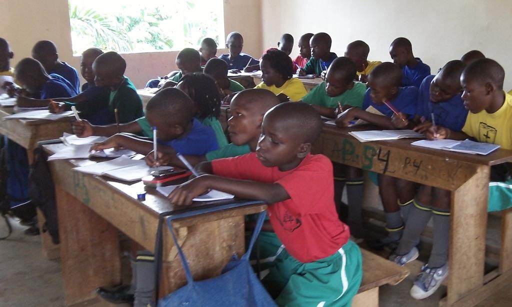 Primary 4 Class
