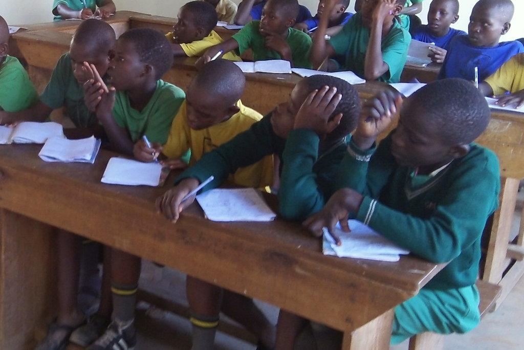 Equip School for 500 Primary Students in Uganda