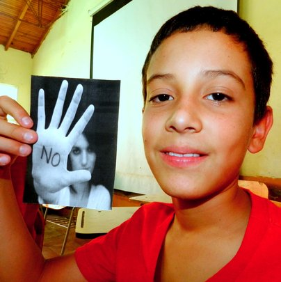 Prevent Sexual Abuse for 1250 children in Colombia - Give Support