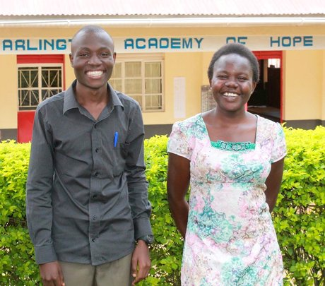 James and Millie won govt scholarships to college