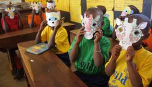 Learning about animals & habitat around the world.