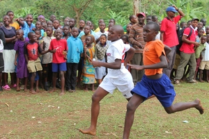 AAH students enjoy track and field competitions