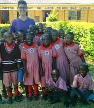 Kelly, GlobalGiving's East Africa Rep., visited